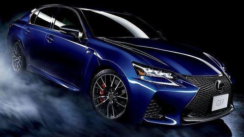 Športový Lexus GS F 2020 prejde modernizáciou