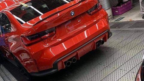 Nové BMW M3 2020, si to ty?