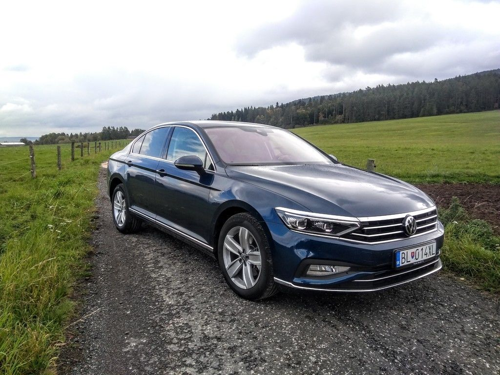 test VW Passat 2,0 TDI Evo 7DSG Elegance