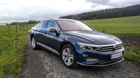 Test VW Passat 2,0 TDI Evo DSG: Perfekcionista