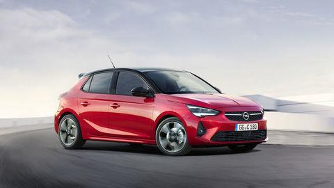 Španielsky kráľ na zahájení výroby Opel Corsa
