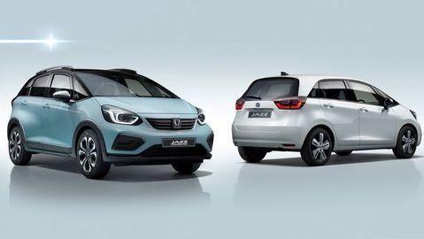 Nová Honda Jazz prichádza ako hybrid a vo verzii Crosstar