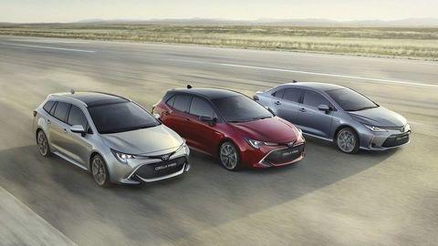 TOP 5 svetovo najpredávanejších áut roka 2019. Dominujú Japonci
