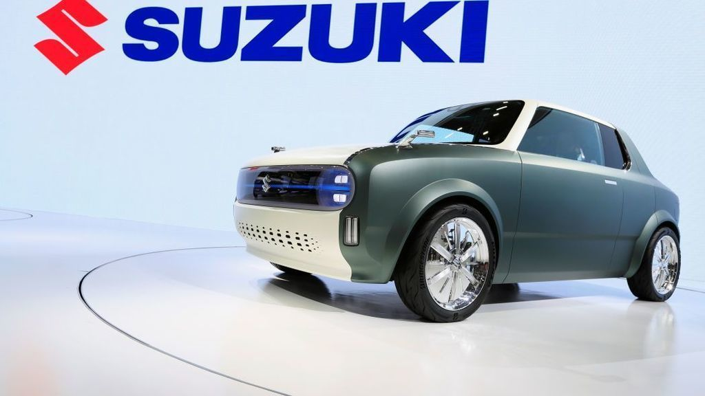 Suzuki na autosalóne v Tokio 2019
