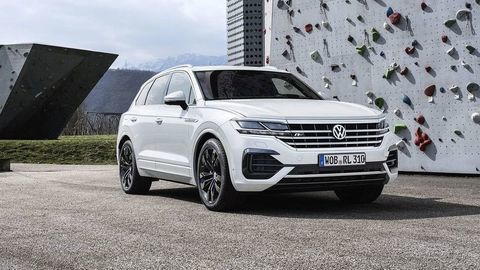 Volkswagen Touareg R príde ako plug-in hybrid