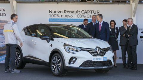 Renault Captur E-Tech kombinuje francúzsky vývoj a japonskú techniku