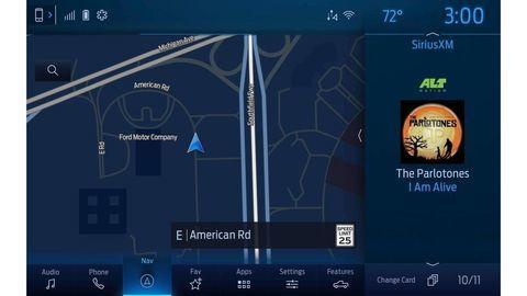 Ford SYNC 4: Nová generácia infotainmentu s dvojnásobným výkonom