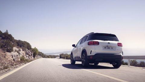 Citroën C5 Aircross Hybrid je hotový, má pohon predných kolies