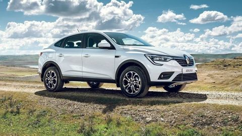 Renault Arkana s modernejšou technikou príde aj do Európy!