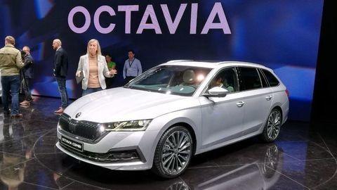 Nová Škoda Octavia je tu!  (video predstavenie + veľká galéria)