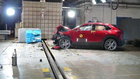 Euro NCAP: Takmer dokonalá Mazda CX-30