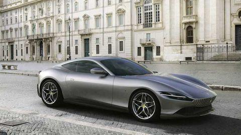 Ferrari Roma je krása na kolesách s historickým odkazom na Dino