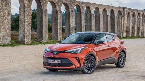 Na slovenský trh prišla inovovaná Toyota C-HR