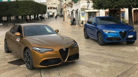 Alfa Romeo Giulia a Stelvio 2020: Dostala novú elektroniku a infotainment