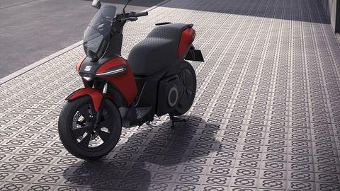 SEAT e-Scooter: Elektrický skúter s 240 Nm a dojazdom 115 km!