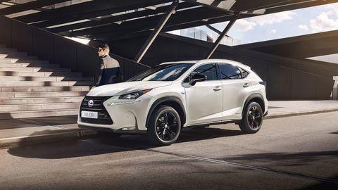 Lexus pripravuje prvý plug-in hybrid. Bude to NX?