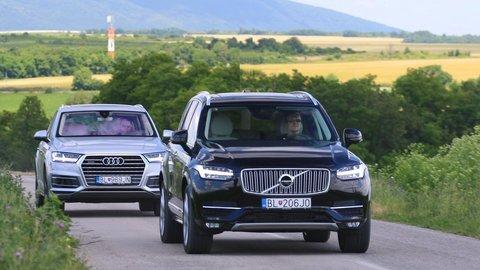 Motoring: Volvo XC90 v prvej jazde a Mazda2 so základným motorom
