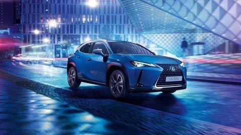 Už aj Lexus má elektromobil! Privítajte Lexus UX 300e