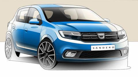 Nová Dacia Sandero príde na budúci rok, čo všetko o nej vieme?