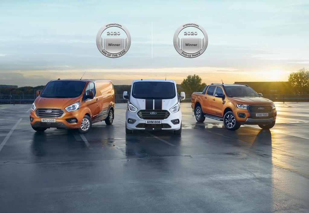 Ford IVOTY 2020