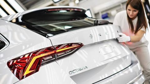 Nová Škoda Octavia je už vo výrobe