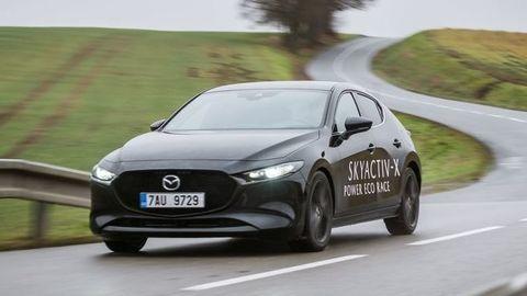 Mazda hlási nečakaný záujem o motor SkyActiv-X