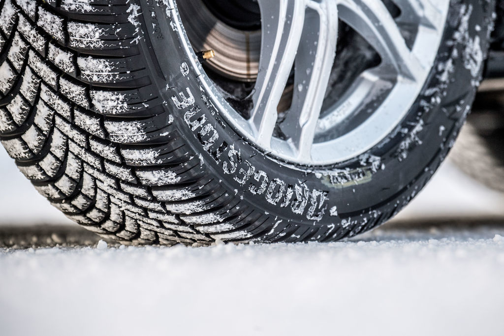 Zimná novinka Bridgestone
