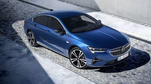 Facelift Opel Insignia prinesie nové motory a špičkové LED svetlá