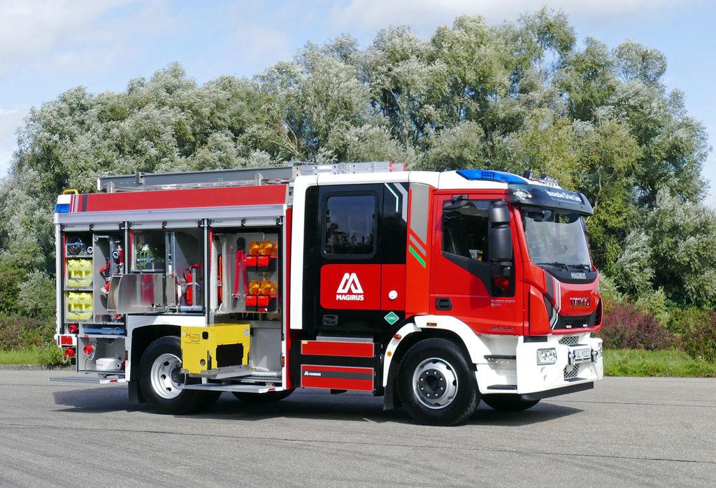 hasičský špeciál na CNG