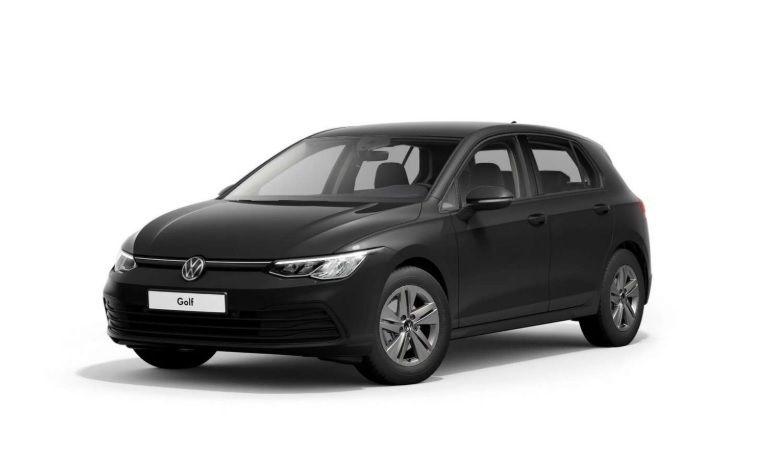 VW Golf 8 ceny