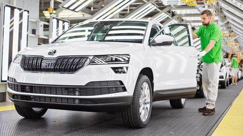 Kompaktné SUV Škoda Karoq budeme vyrábať aj na Slovensku!