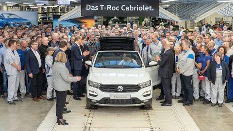 Jediný kabriolet VW začínajú vyrábať