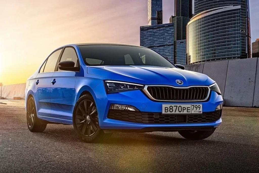 Nová Škoda Rapid 2020