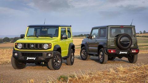 Suzuki hlási tohto roku už 2,6 milióna vyrobených áut