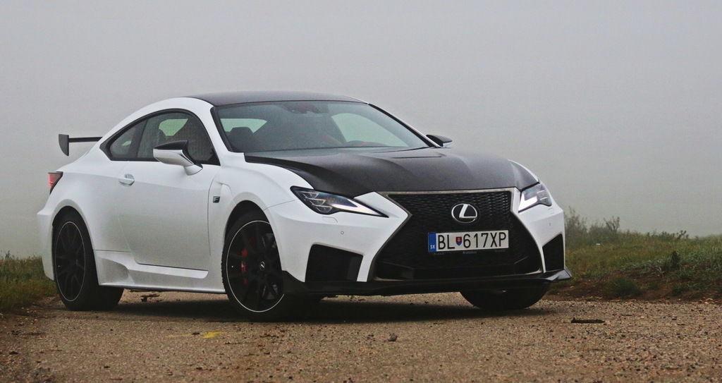 Lexus RC-F Track Edition