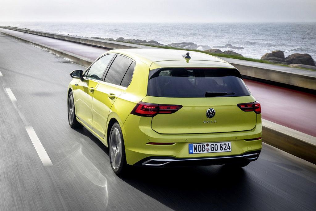 nový VW Golf v predaji