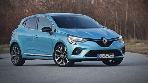 Renault Clio 1,5 Blue dCi: Naftový rýchlik