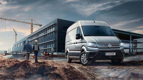 """Volkswagen vedie medzi """"úžitkáčmi"""" vo firmách"""