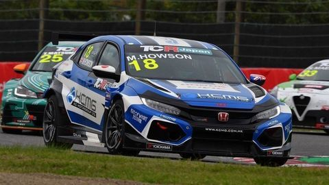 Thumb 199267 honda civic type r tcr awarded model of the year prize