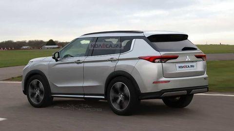 Mitsubishi v r. 2020 predstaví nový Outlander a malé SUV