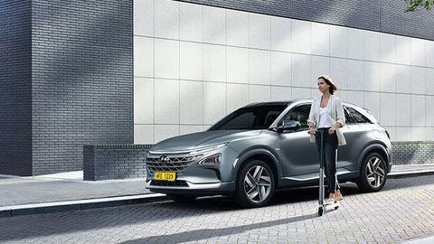 Hyundai plánuje blízku budúcnosť a predstavuje stratégiu do r. 2025
