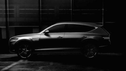Genesis GV80, prvé SUV značky konečne na oficiálnych záberoch!