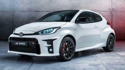 Toyota GR Yaris oficiálne: benzínové turbo, manuál a štvorkolka