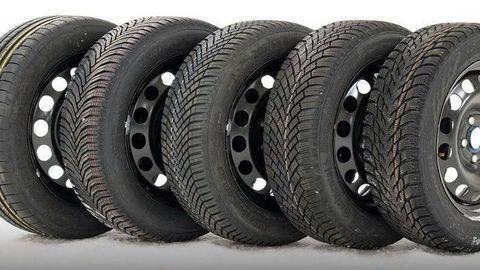 TEST zimných, letných a celoročných pneu pri -9, 0, 2, 6, 10 a 15 °C