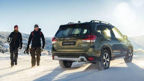 Nové Subaru Forester je podľa Euro NCAP najbezpečnejšie auto triedy