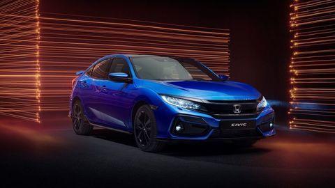 Honda novinky 2020: Civic Sport Line a faceliftovaný Type-R