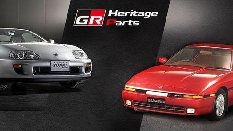 Toyota obnovuje výrobu dielov pre predchádzajúce generácie Supry!