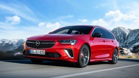 Opel Insignia GSi 2020 prichádza v modernizovanej podobe