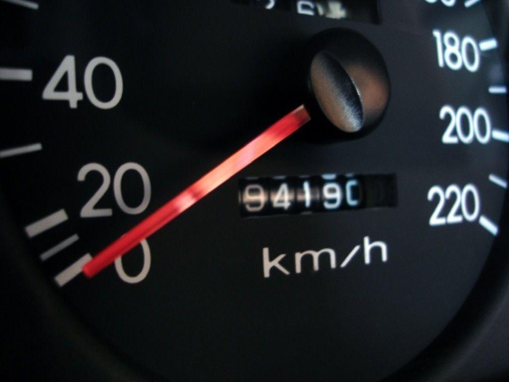 stočené kilometre, ojazdené auto