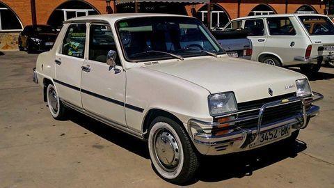 Exotický Renault 7 vyrábali Španieli pre seba